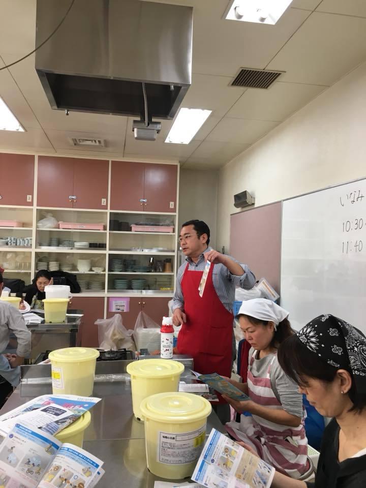 第2回手作り味噌講習会