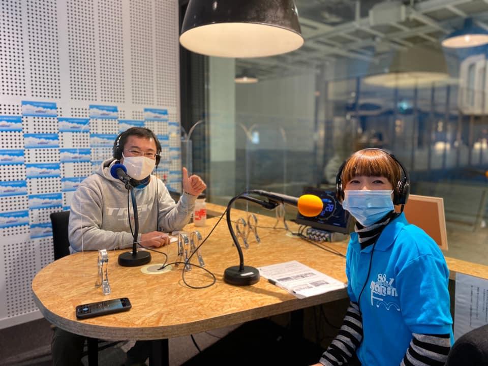 マリンFM「としちゃんの住んで良いまち横浜」2021年1/11OA