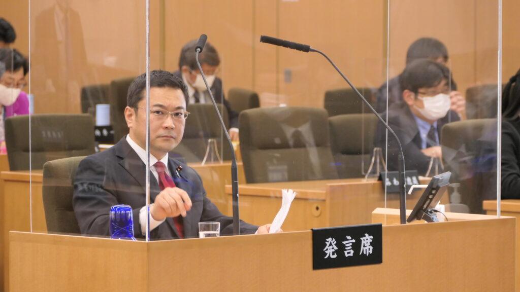 【横浜市会定例会 総合審査】横浜環状鉄道