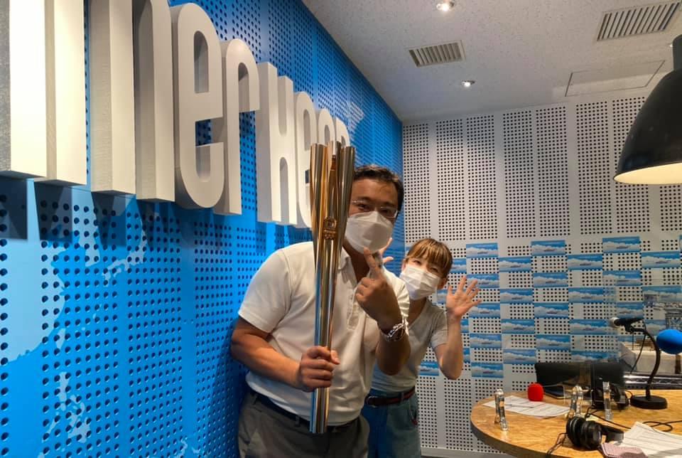 マリンFM「としちゃんの住んで良いまち横浜」2021年7/26OA