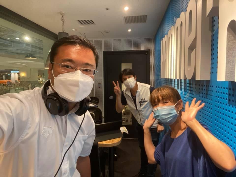 マリンFM「としちゃんの住んで良いまち横浜」2021年8/9OA