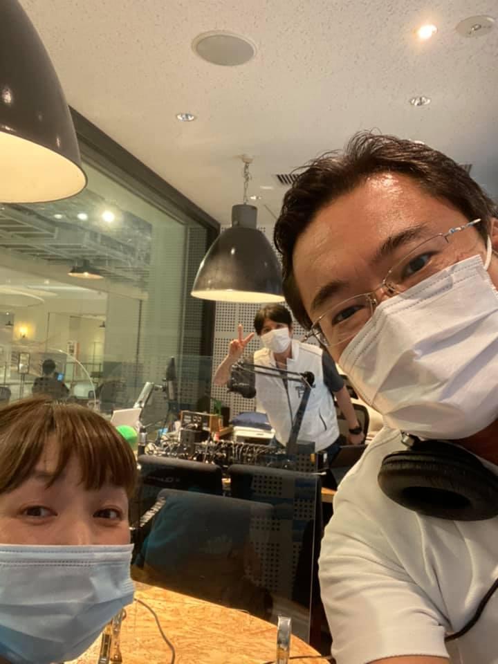 マリンFM「としちゃんの住んで良いまち横浜」2021年9/13OA