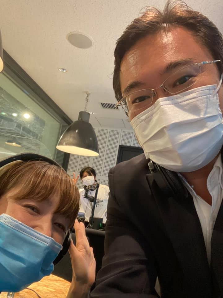 マリンFM「としちゃんの住んで良いまち横浜」2021年9/27OA